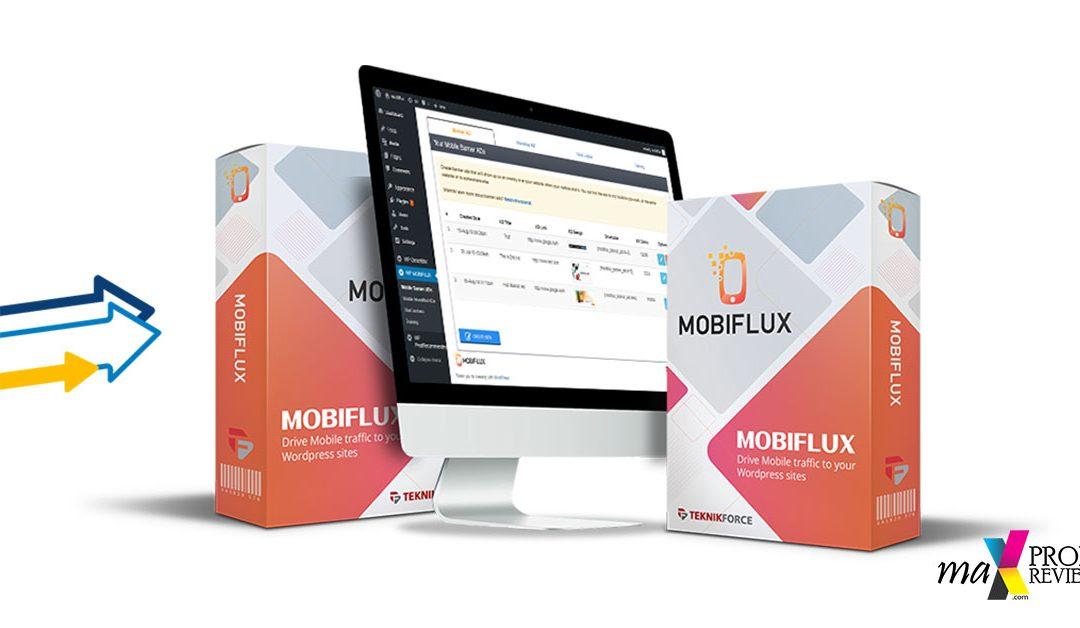 MobiFlux Traffic Multiplier Plugin For WordPress Review