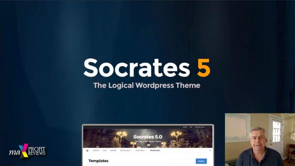 Socrates WordPress Theme