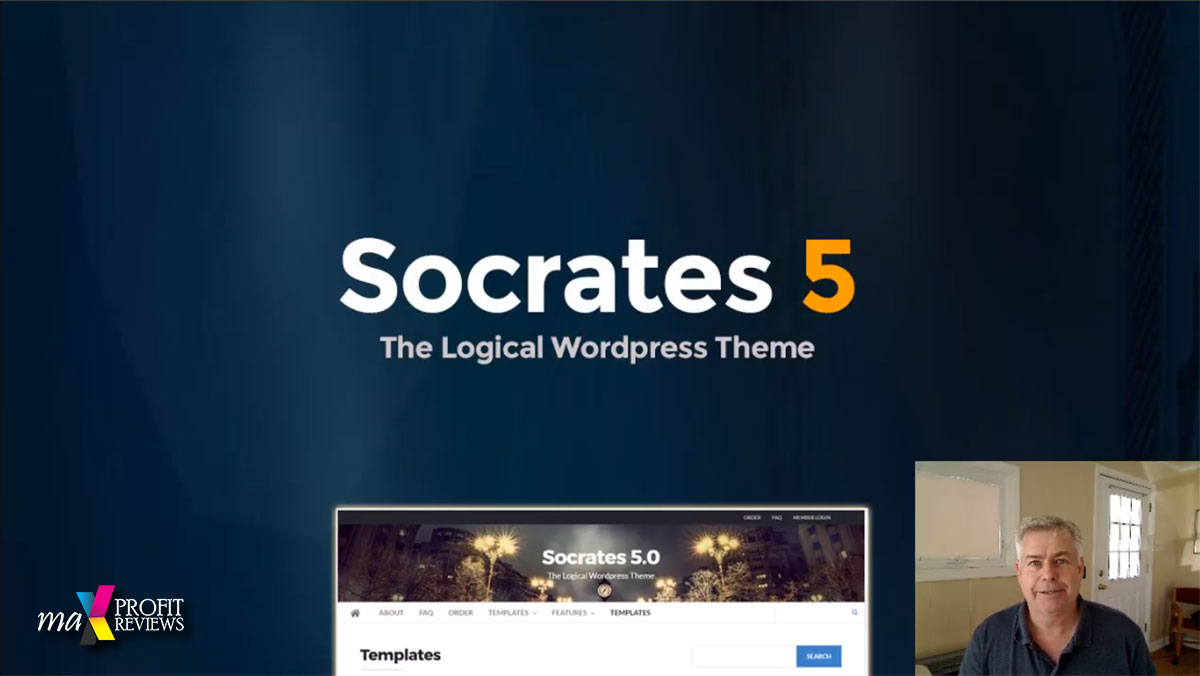 Socrates Wordpress Theme
