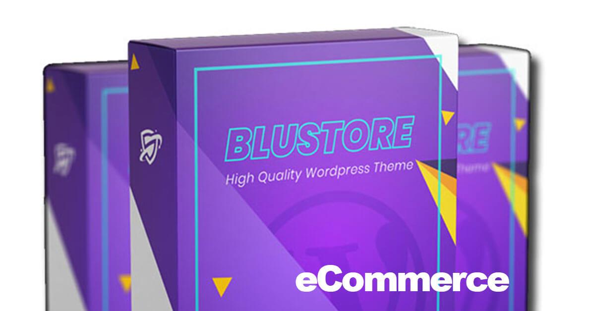 Blustore Wordpress Theme